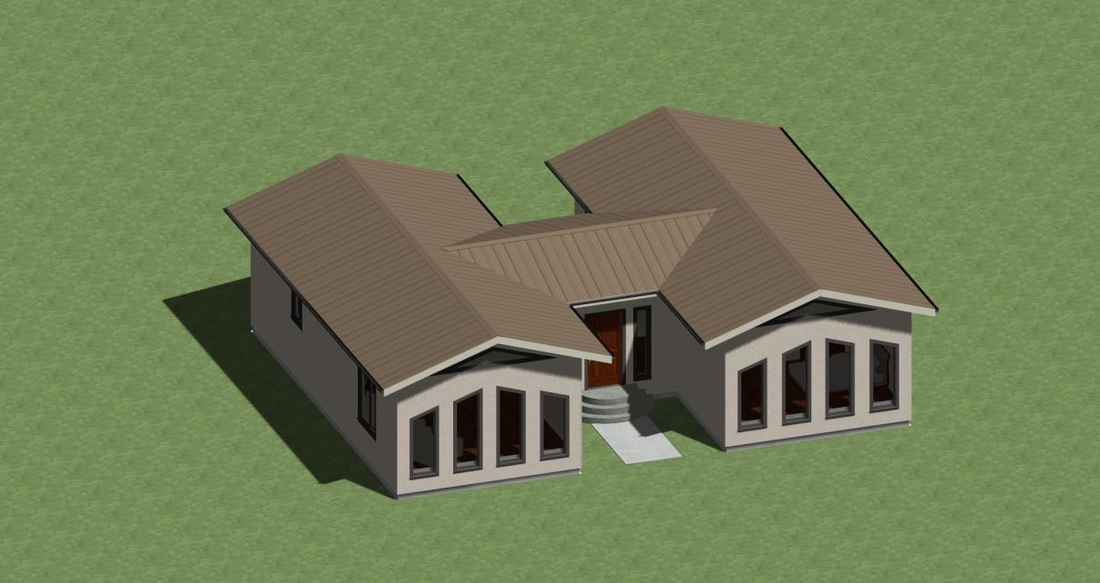 HOUSE PLANS - House Plans by Designerswest on